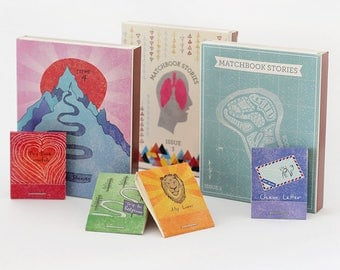 Matchbook Stories Bundle Special: Issues 2-4