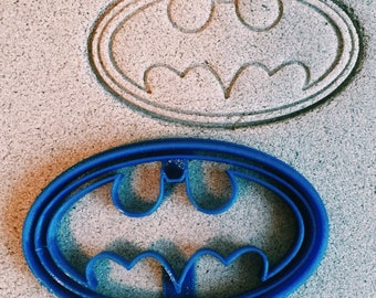 Batman superhero Cookie Cutter