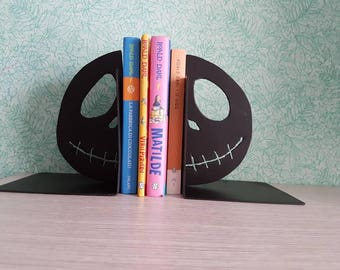 Handmade Iron Bookend-Nightmare before Christmas