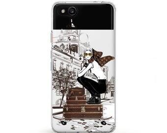 lv phone case fashion case pixel 2 xl case tpu louis vuitton print Galaxy s8 google pixel 2 case louis vuitton phone case for galaxy s7