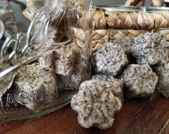 Sugar Scrub Cubes coffee