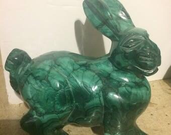 Malachite Green Rabbit