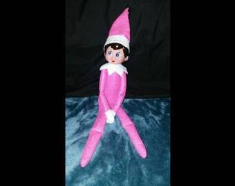 Elf on the Shelf Pink Girl