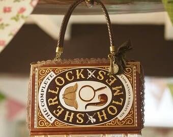 Sherlock Holmes Book Bag