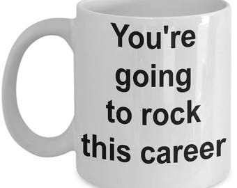 New Career Coffee Mug | New Job Gift For Him | New Job Gift For Her | New Job Office Gift | New Job Gifts | New Job Present | New Job Gift
