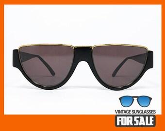 Vintage sunglasses Gianfranco Ferrè GFF 62/S 404 original made in Italy 1988