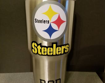 Pittsburg Steelers 30oz Tumbler