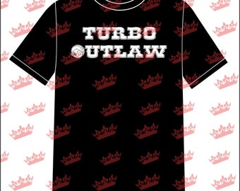 Turbo Outlaw T-shirt