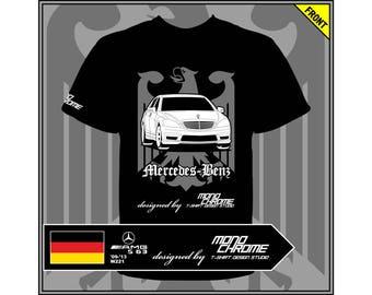 T-shirt Mercedes-Benz S 63 AMG '09-'13 W221