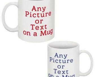 Personalised Tea/Coffee Mug