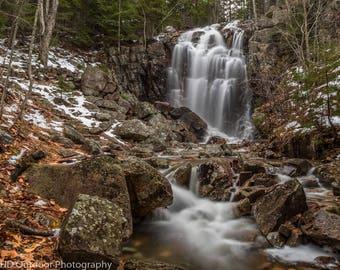 Waterfall, Acadia National Park