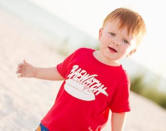 Toddler BAEWATCH Shirt