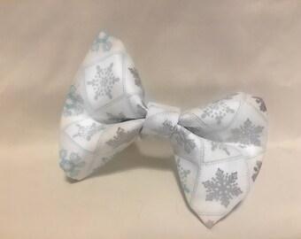 Snow Flake Bow