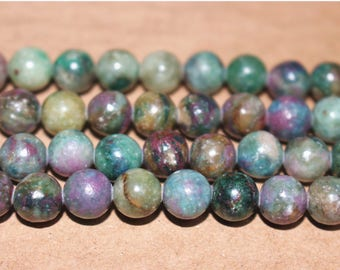 15 Inches Full strand,Ruby Apatite Round beads  6mm 8mm 10mm beads,loose beads,semi-precious stone