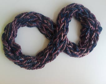 Youth Infinity Scarf ages 8-12