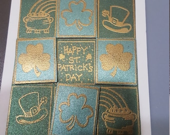 St Patrick's Day card