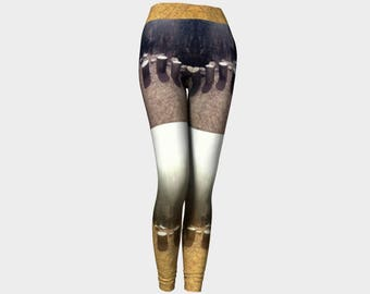 Multiple Colors - Wooded Day Women's Leggings