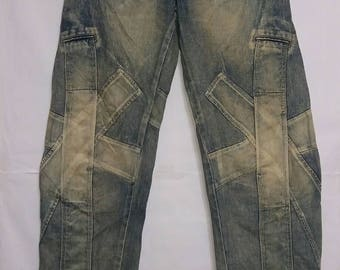 Marithe francois girbaud jeans size 33