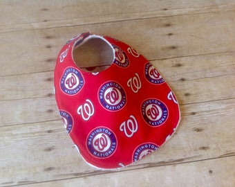 Washington Nationals Infant Bib