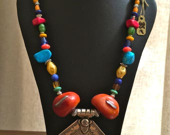 Berber necklace
