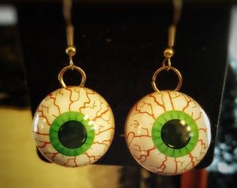 Eye Ball Earrings