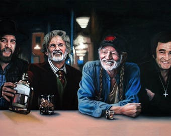 The Highwaymen Reunion