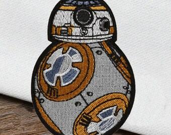Star Wars BB8 patch