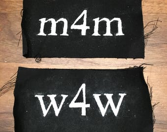 m4m or w4w patch