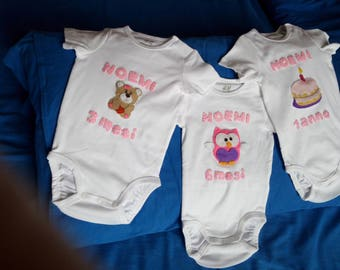 Body Birth with custom name