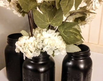 Farmhouse Mason Jar Decor