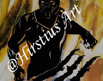 Various Comic art prints 8x10 by Hirstius Art