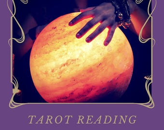 TAROT READING: 3 Card Intuitive Reading