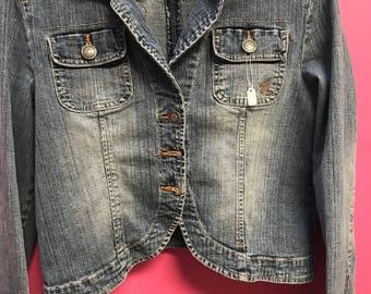 Vintage denin jacket