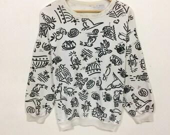 Rare!!! Vintage ken done  sweatshirt