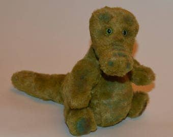 Crocodile teddy Smith, teddy crocodile,  crocodile toy, crocodile plus, teddy, teddy bears and friends
