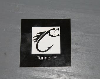 Tanner P. Youtube Channel Sticker