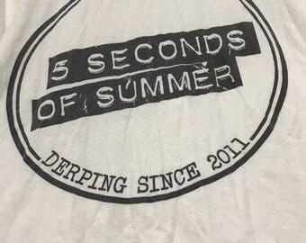 5SOS DERPING SINCE 2011 T-Shirt