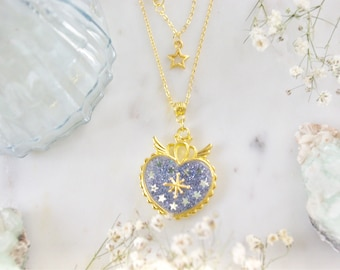 Star-Heart Necklace