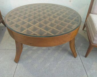 Coffee Table In The Manner of Gio Ponti Mid Century