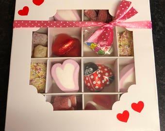 Valentines Pick & Mix box