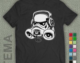 Trooper - Tshirt - Men and Women Shirt