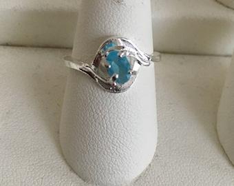 Silver Fashion Ring