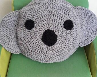 Pillow stuffed Koala.