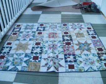 Lap Quilt  or Child's Quilt