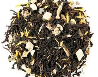Ginger Peach - Loose Leaf Black Tea