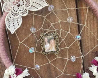 Custom Picture Dreamcatcher (Made to Order)