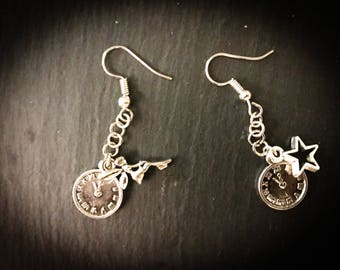 Fairy tale Silver Earrings
