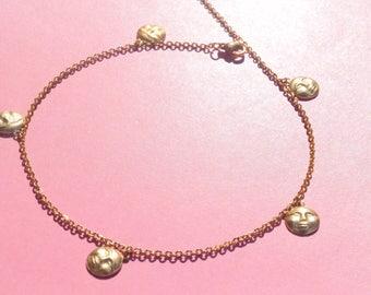 Little man Necklace