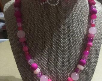 Circles of Pink