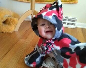 Little Red Camo Riding Hood
